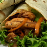 Wraps de Pollo Anticuchero