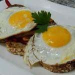 Huevos de Don Mario al Jugo