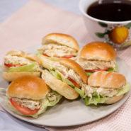 Sandwich de Pollo (Pan con Pollo)