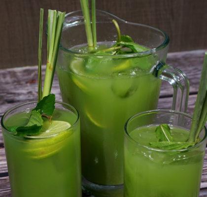 Limonada Hulk