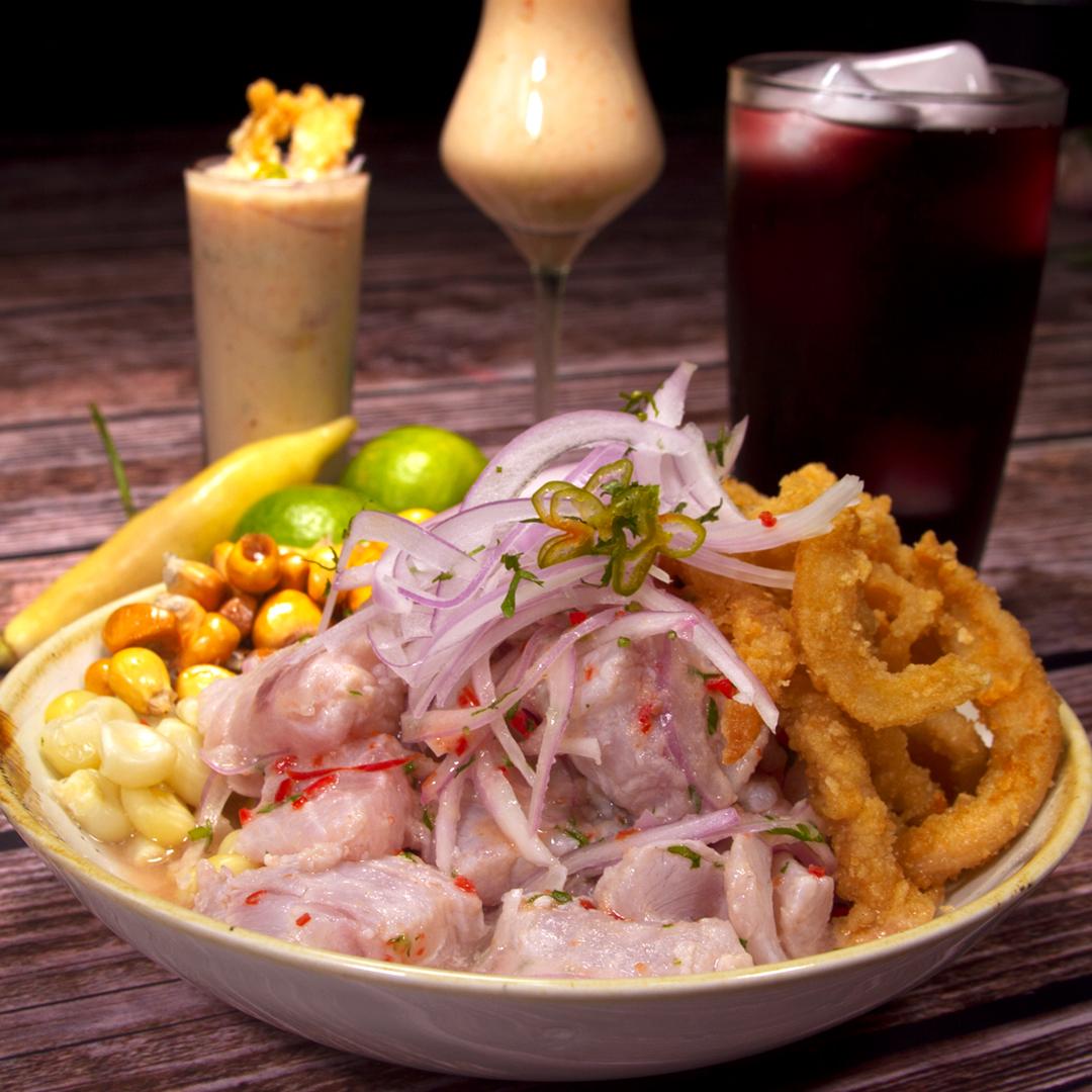 Cebiche Carretillero A Comer Recetas Comida Peruana