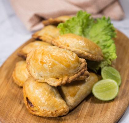 Empanadas Peruanas de Carne
