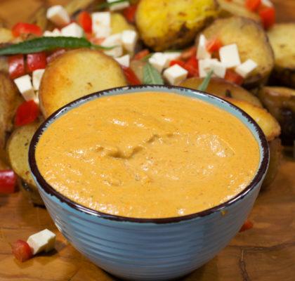 Salsa Uchucuta (Crema de Rocoto)