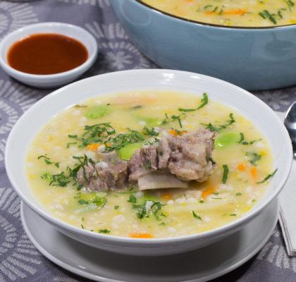 Sopa de Morón